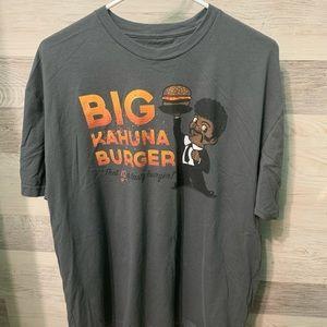 Pulp Fiction Big Kahuna Burger Printed Tee